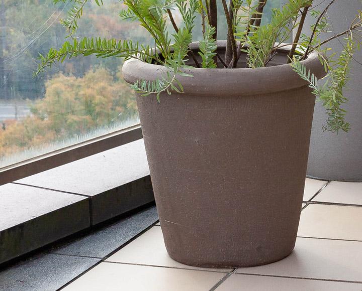 植木鉢の素材選び